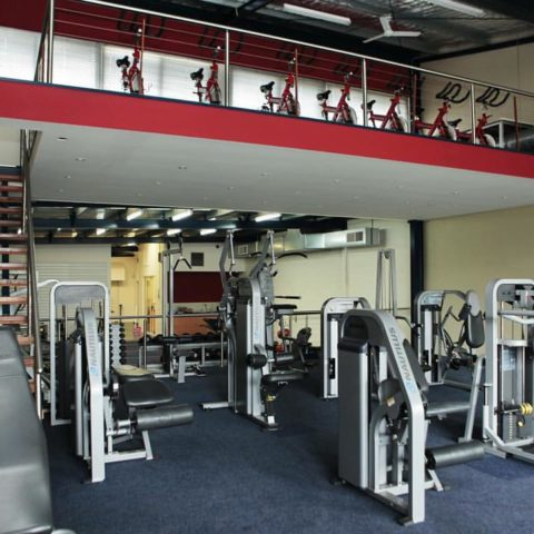 Fit for Living gym