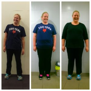 Inger personal training transformation