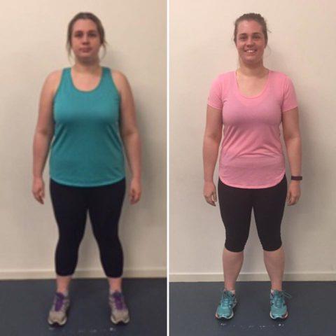 Maddi's transformation